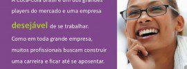 Coca Cola Brasil vagas de emprego