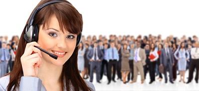 vaga para trabalhar em call center
