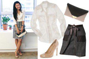 roupa para usar na entrevista de trabalho