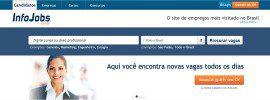 imagem site infojobs
