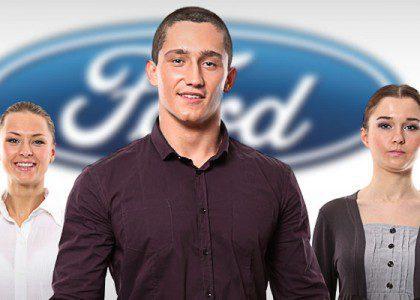 trabalhar na Ford