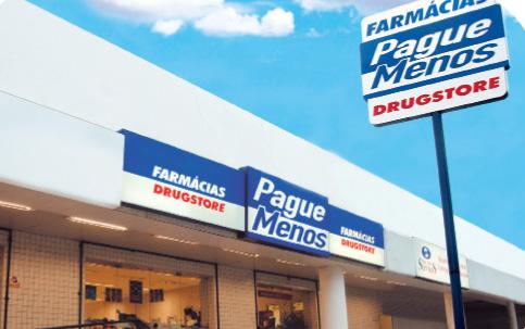 foto farmácias pague menos