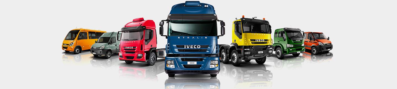 foto Caminhões da Iveco