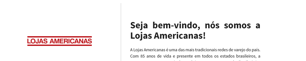 imagem Lojas Americanas