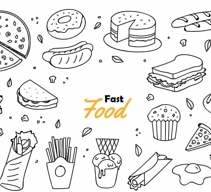 trabalhar como jovem aprendiz em fast food