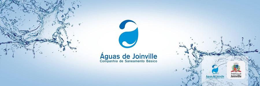 prefeitura joinville companhia Águas de Joinville